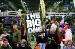 The Big One Fishing Show -Stoneleigh, Midlands